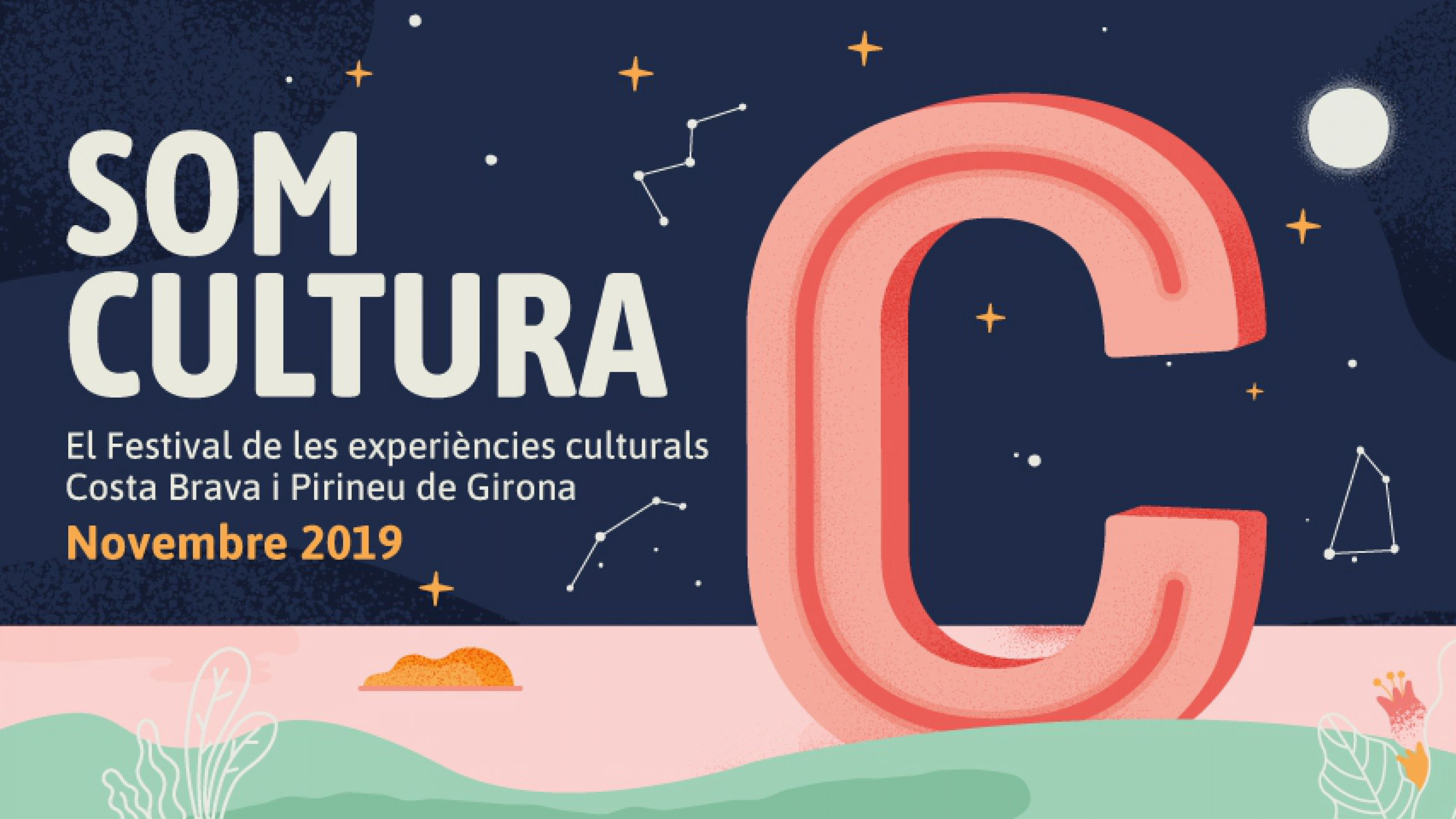 Promotional Image of the Som Cultura Festival 2019