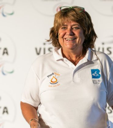 Sylvana Mestre, a life dedicated to adapted sport